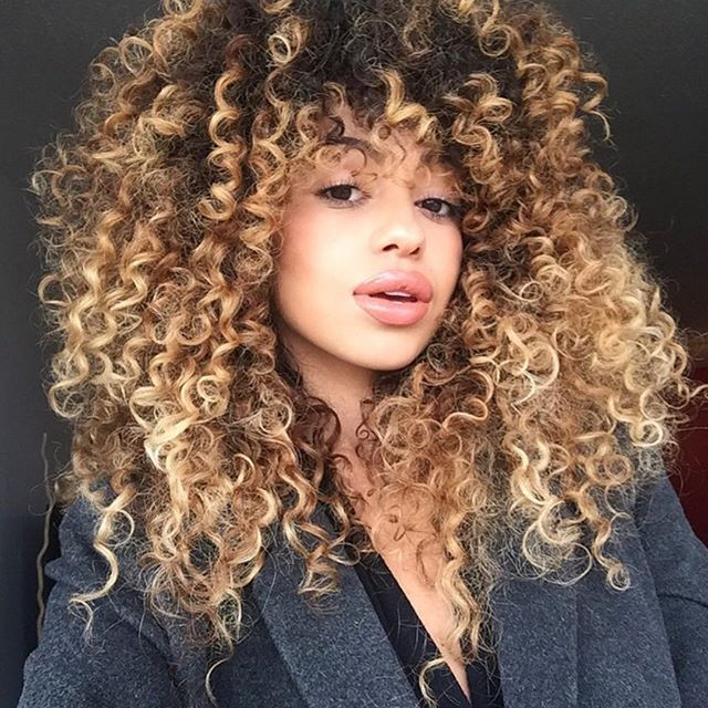 Trendy Curly Hair 2017 2018 T3 Micro On Instagram Stay