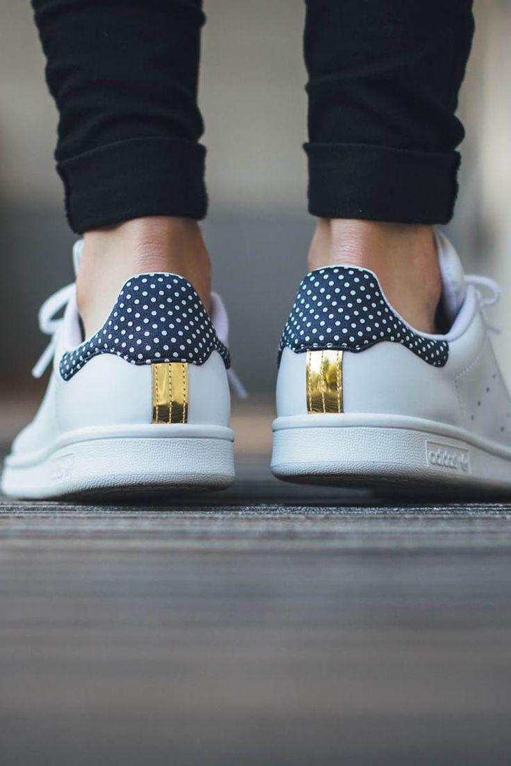 Women's White Sneakers Outfits 2017 2018 ADIDAS Stan Smith
