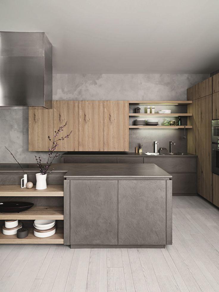 Trendy Modern Kitchen ...