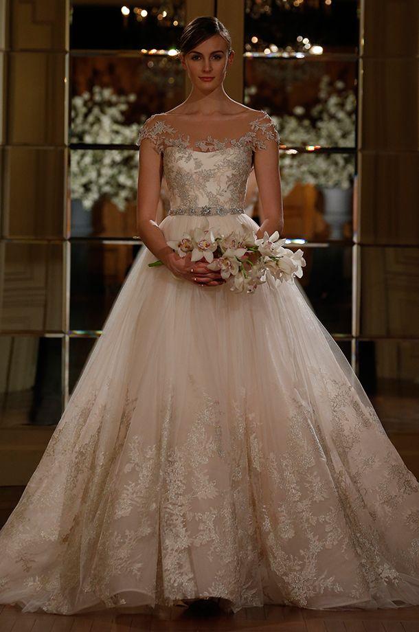 Wedding Dresses Ball Gown Romona Keveza Wedding Dresses 2015