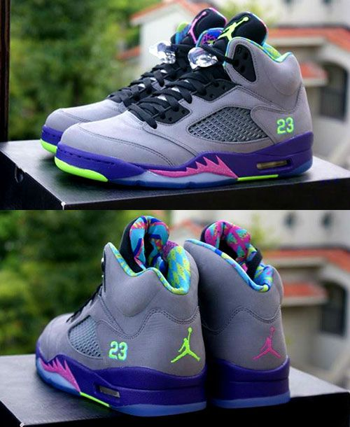 """on sale 66a35 b8074 Women's Sneakers Outfits 2017 / 2018 New Air Jordan 5 """"Fresh ..."""