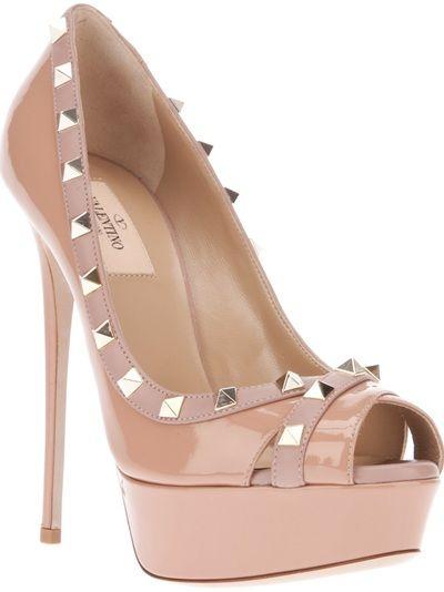 dcfbe809fb4 Women s Shoes for Summer 2017   2018 Valentino Garavani  rockstud ...