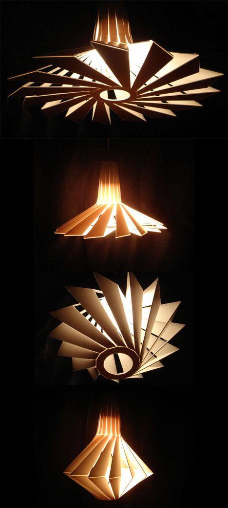 Design Lighting Ideas The Penta Lamp