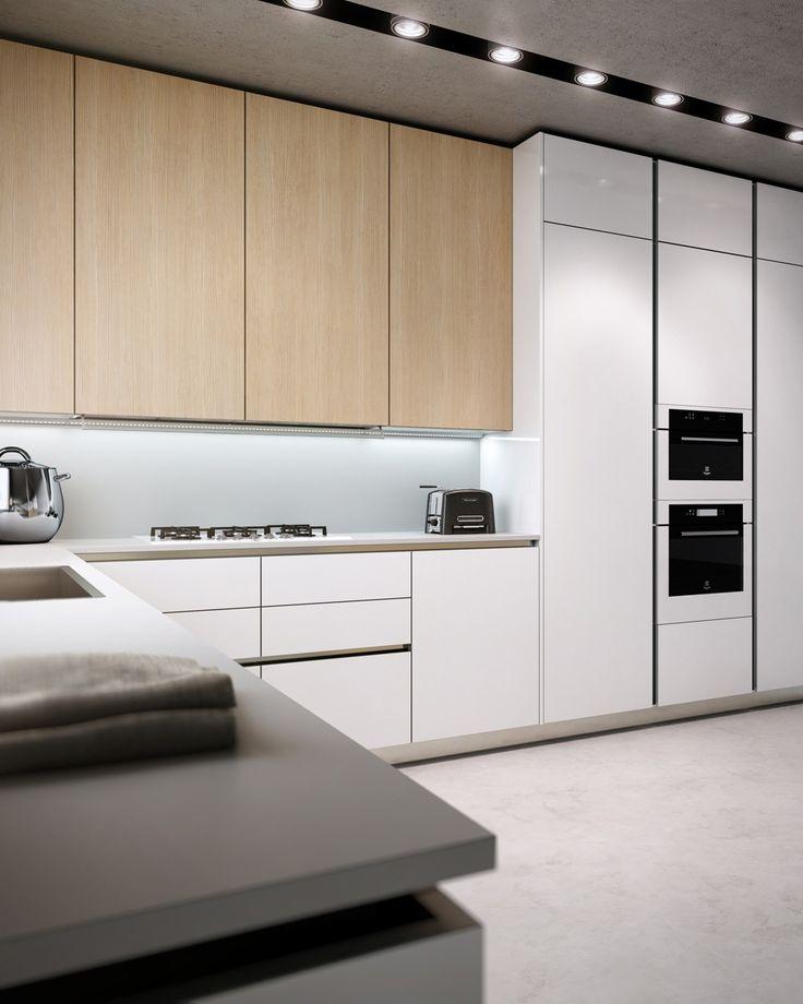 Modern Kitchen Design 19 Modern White Kitchen Ideas Trendyideas Net Your Number One Source For Daily Trending Ideas