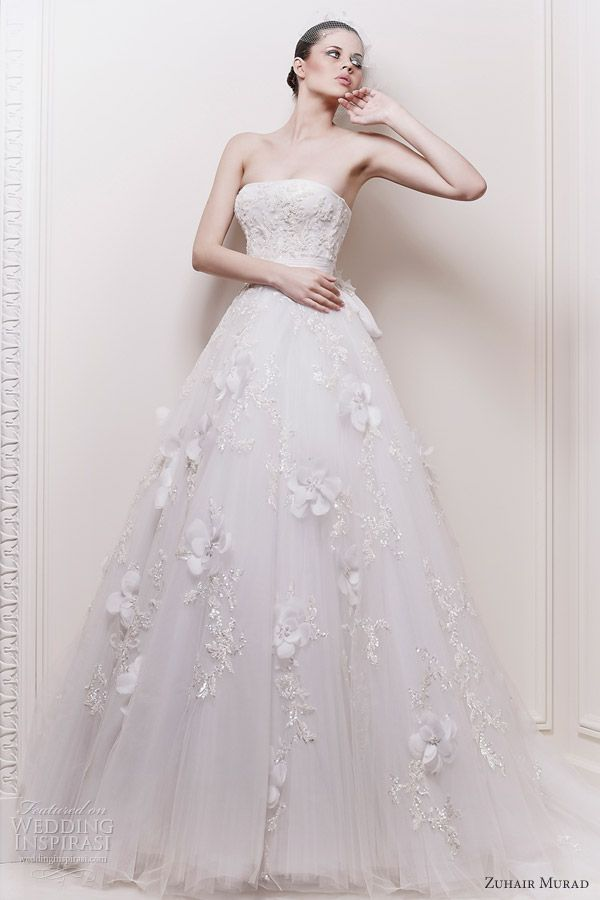 Wedding Dresses | Ball Gown : Zuhair Murad Wedding Dresses 2012 ...