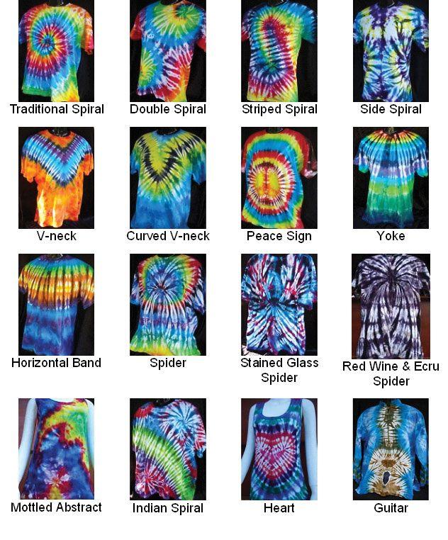 Trendy Ideas For Diy Home Tie Dye Folding Patterns Example Bing