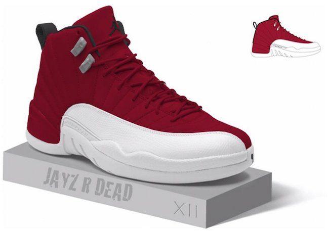 wholesale dealer 3ee5c 2f870 Women's Sneakers Outfits 2017 / 2018 Air Jordan 12 Retro Gym ...