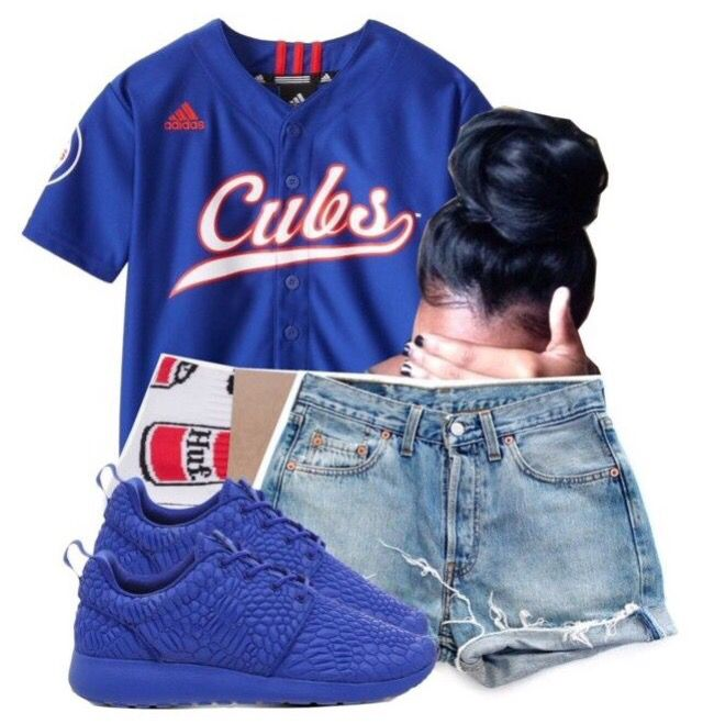 Womenu2019s Sneakers Outfits 2017 / 2018 Trill outfits on polyvore // Kathryn G u2026 | TrendyIdeas.net ...