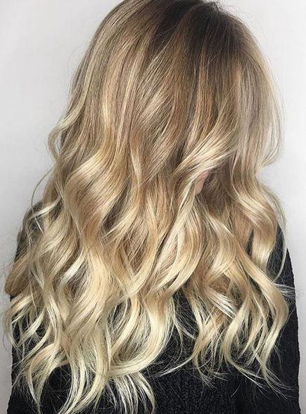 Best Hair Color Ideas 2017 / 2018 gorgeous natural blonde hair color ...