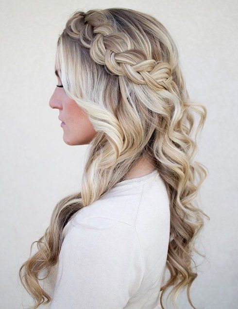 Wedding Hairstyles Wedding Hairstyle Idea Via Hair And Make Up By Steph Trendyideas Net Your Number One Source For Daily Trending Ideas