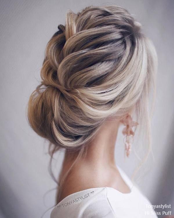 Wedding Hairstyles Tonya Pushkareva Long Wedding Hairstyles And