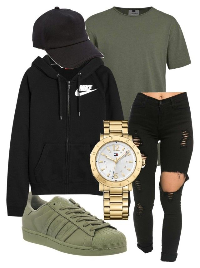 Womenu2019s Sneakers Outfits 2017 / 2018 u201cUntitled #139u201d by kingrabia on Polyvore featuring Topman ...