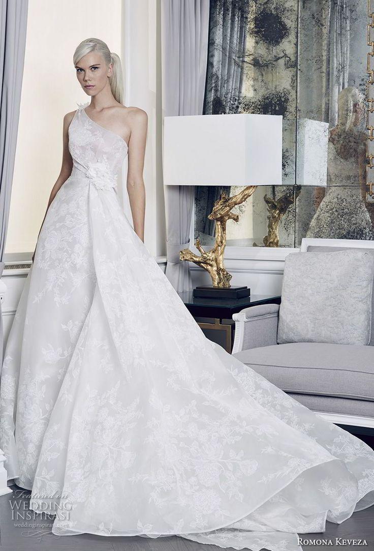 Wedding Dresses | Ball Gown : romona keveza fall 2018 bridal ...