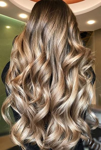 Best Hair Color Ideas 2017 2018 Amazing Long Bronde Hair