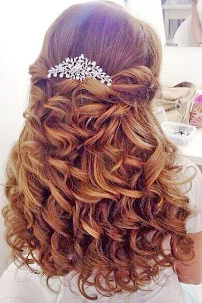 Wedding Hairstyles: cute little girl hairstyles-updos, braids ...
