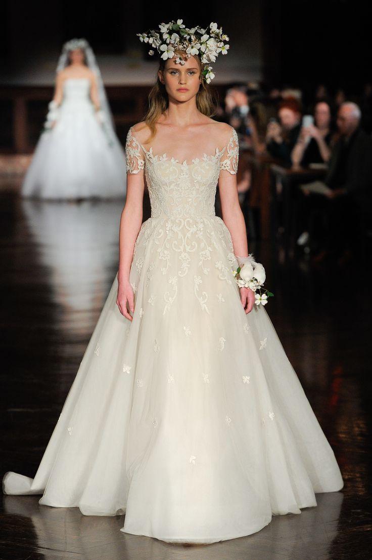 Wedding Dresses | Ball Gown : Reem Acra Bridal & Wedding Dress ...
