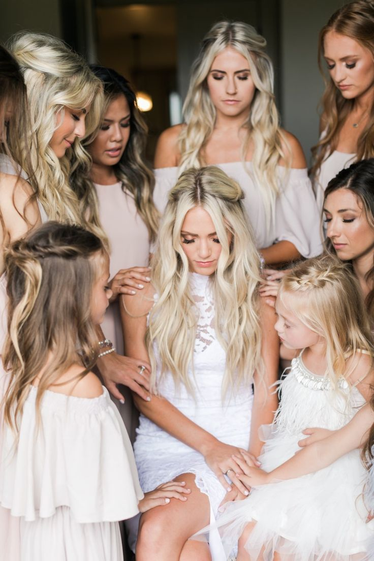 Wedding Hairstyles: Featured Photographer: Valorie Darling ...