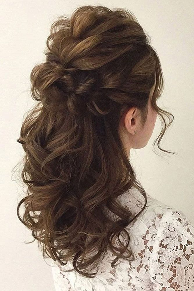 hairstyles for hair up styles wedding hairstyles wedding hair half up ideas weddings 8238