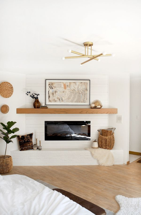Trendy Ideas For Diy Home : Stylishly Blending Your TV into Your ...