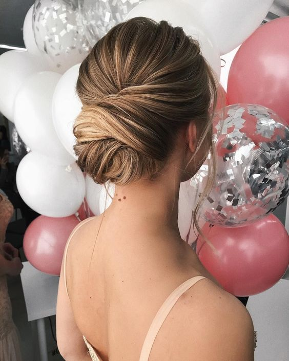 Wedding Hairstyles Textured Updo Updo Wedding Hairstylesupdo