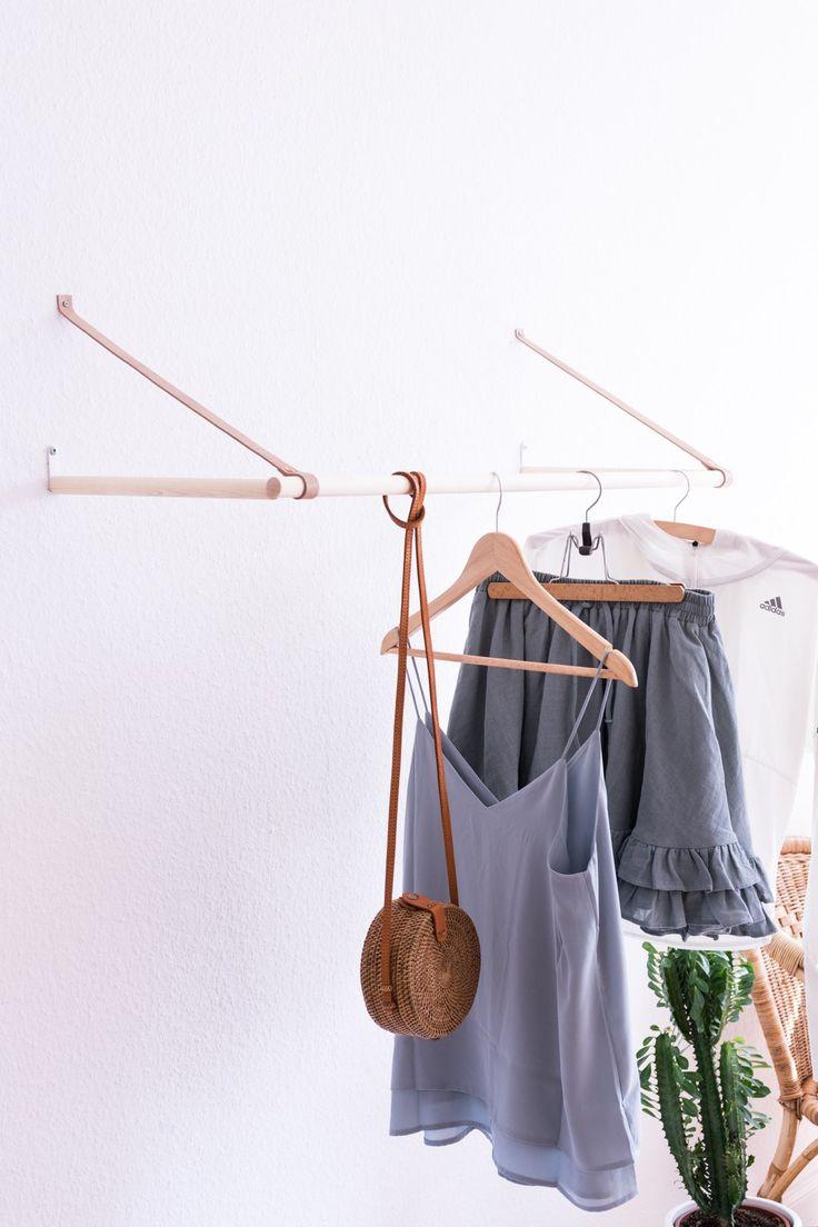 Trendy Ideas For Diy Home Diy Garderobe Selber Bauen Aus Holz Und