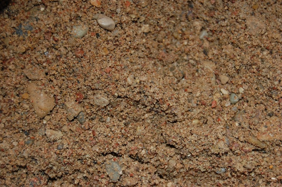 Sand-salt mixture