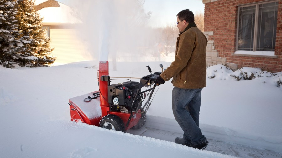 snow blower for home