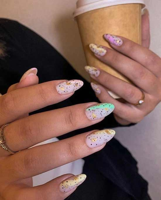 Choosing a nude manicure to match your skin color