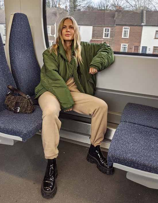 Joggers 2021: what to wear, top fashionable images in the photo
