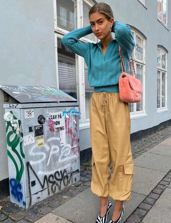 What to wear with joggers