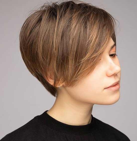 Thick hair haircut Muscovite