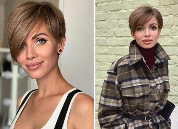 Muscovite short hair