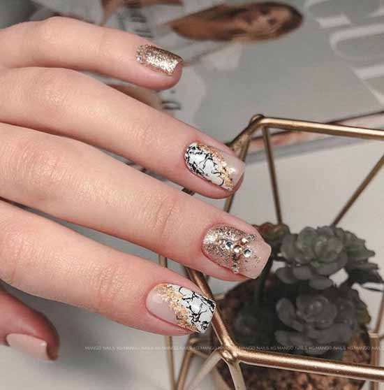 Winter 2021 manicure trends: colors, designs, new items