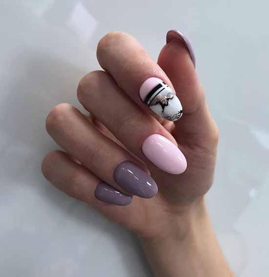 Winter 2021 manicure trends: colors, designs, novelties