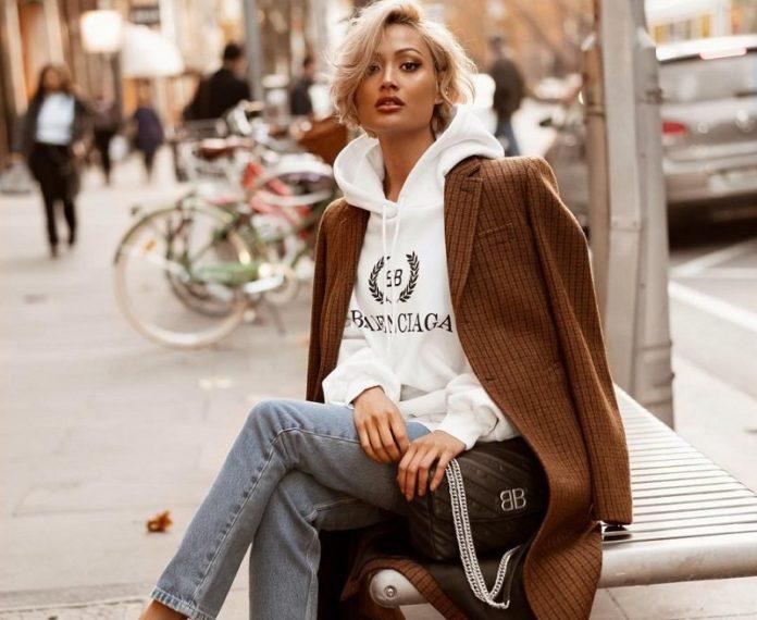 stylish hoodies - photos, images, styles