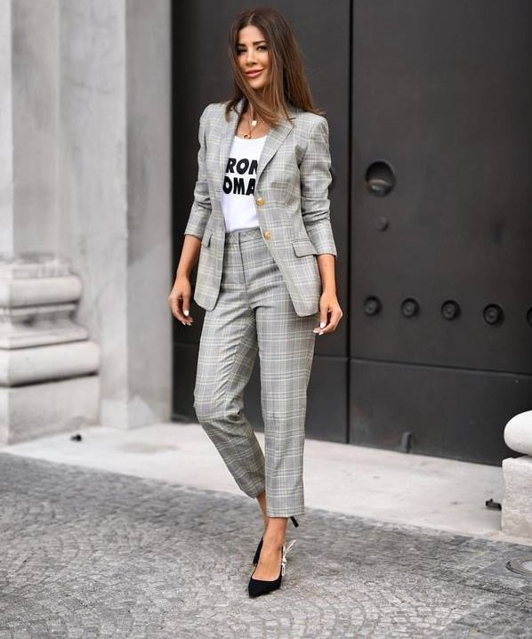 fashionable business looks, how to dress for the office