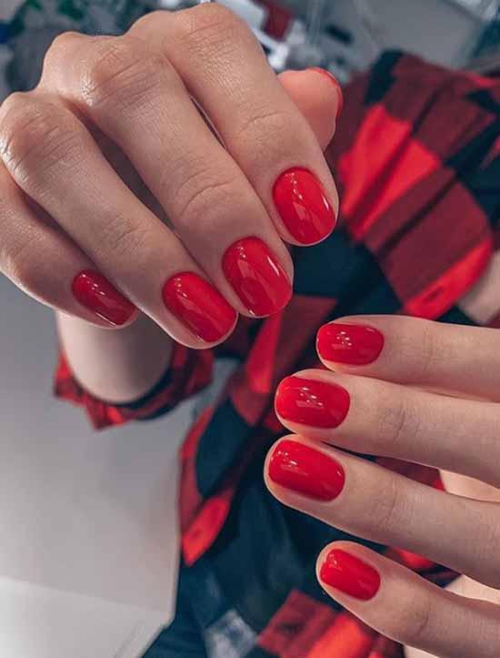 Manicure gel varnish 2021: ideas for nail design, +100 photos