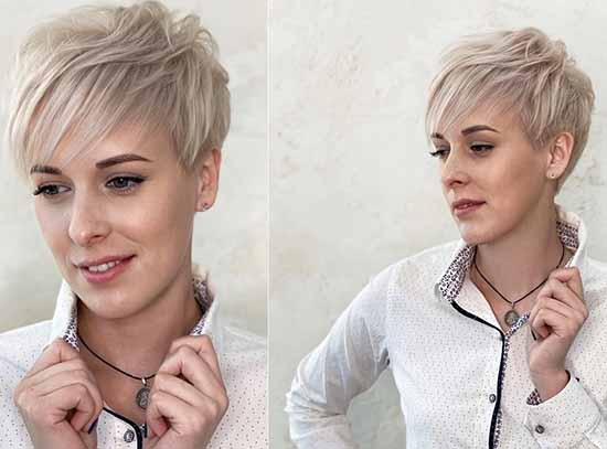 The best haircuts with bangs 2021: photos, fashionable forms