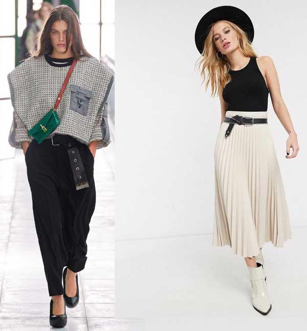 belt in fashionable images
