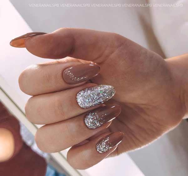 Festive nail designs