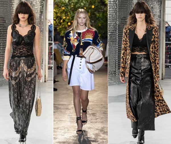 Long bangs fashion 2021