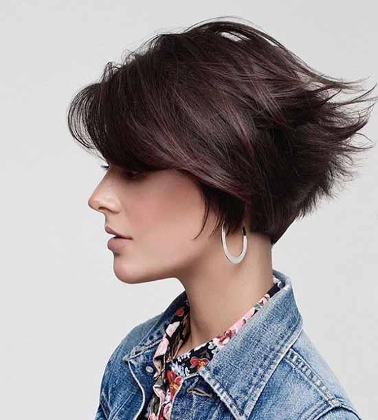Long bangs 2021: with what haircuts to wear long bangs, photo
