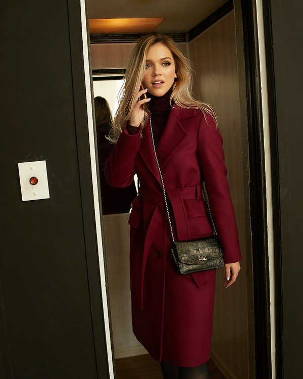 The best coats 2021-2022 for women: photo news