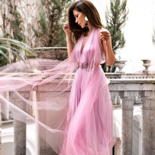 fashionable models, new items, trends, photos