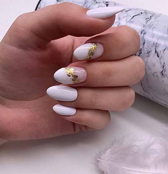 The main trends in nail design fall 2021: new photos