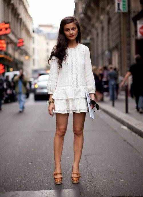 What to wear in summer, and how to dress stylishly in summer - photo ideas