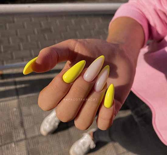 Yellow French