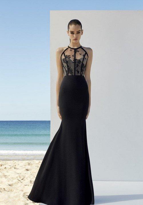 The most beautiful spring-summer dresses - designer novelties, stylish images