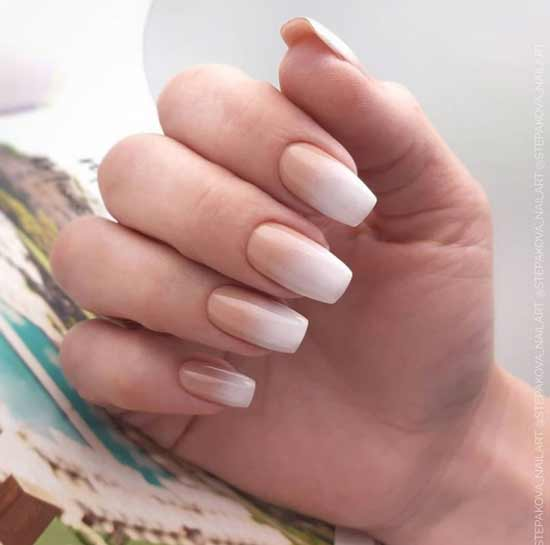 Ombre baby boomer