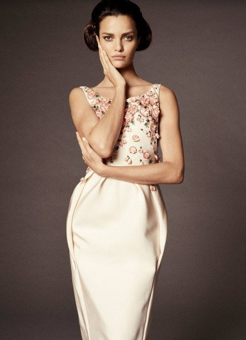 Short prom dresses.  Photos, trends, design news